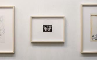 ohkojima-3prints-framed